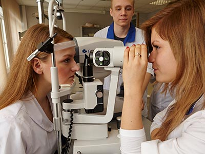 медицинская оптика заочно
